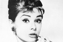 Audrey Hepburn / by Mapet