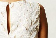 Lace / Lace inspiration for the romantic bride