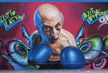 Street Art / Arte en la calle / Arte de rua