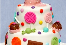 Cake Decorations / by Melissa Zuniga