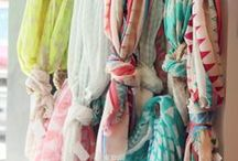 Scarves  / by Amy Jackson