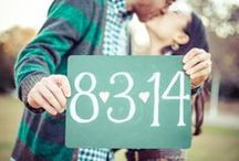 Save the Date / Inspiration for save the date stationery.