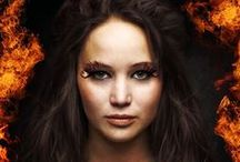 Hunger Games: Catching Fire Inspiration / A Photo Contest for Paul Mitchell Future Professionals. May The Odds Be Ever In Your Favor! #PMTSHungerGames