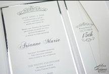 Lilian Designs Pocket Invitations
