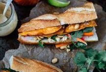 Burgers | Sandwiches | Wraps
