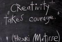 Creativity / Creative Process