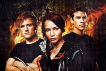 Hunger Games/ Divergent / Yes, I know they are two different series , but they are both dystopian...so... / by Amy Jackson