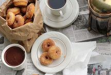 Februar-donuts