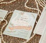 Garden Tea Party Bridal Shower Brunch / Garden Tea Party Bridal Shower Brunch for our lovely bride.