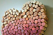 Corks / Corks are a trendy product used to make creative and beautiful projects.
