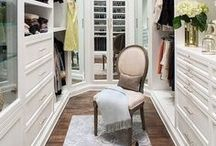More-than a Closet / A closet can be so much more than just a closet. Check out these fabulous closet designs and ideas to make your life much more organized. contemporary closets, modern closets, traditional closets, eclectic styles closets, compact storage, organized shelves, how to organize, storage