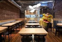 Falken Reynolds - Sai Woo / Named for the original restaurant tenant of the 90-year-old Chin Wing Chun Society building at 158 East Pender Street, Vancouver, Sai Woo seeks balance between past and present, with its historic Chinatown address and modern menu informing the interiors.