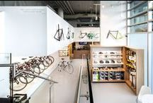 """Falken Reynolds - Strada Cycles / """"Is this the prettiest bike shop in the west…""""   Gray Magazine"""