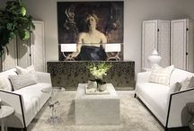 HighPoint Fall 2017 Market / Latest Trends from High Point Furniture Market 2017  trends on accessories, furniture, rugs, art