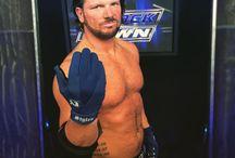 AJ Styles / The phenomenal one