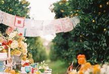 Party Stuff / by Elizabeth Isom