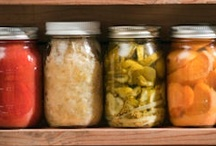 Canning and Preserving / by Lorrie Armstrong