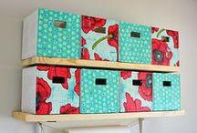 Organizing / by Helen O