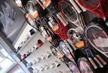 Tennis Store Interior Design / Interior Design - tennis retail store