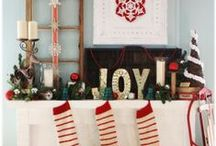 holidays / decor ideas, crafts, recipes and party themes for the holidays / by Julie C