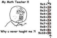 math / by Roberta Barnhart