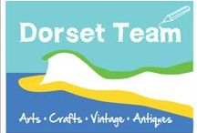 Dorset Team / Beautiful handmade and vintage goods and crafting supplies from members of the Dorset Team.  A group for independent sellers who sell their wares on Etsy