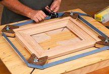 Making Frames & Canvases