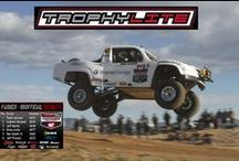 Parker 500 Race / Todd Jackson, COO of Tailored Living featuring PremierGarage, takes the Parker 425 race title!