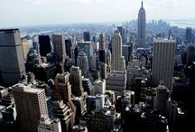 NYC / by Jennifer Piazza