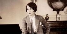1920s / For all things from the 1920s including women's fashion, adverts, artworks, objects for the home etc.