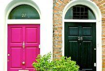 A massive collection of Doors! / Doors!