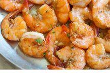 Seafood / by Jennifer Piazza