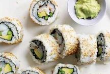 Sushi / by Jennifer Piazza
