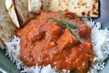 Indian / Curry / by Jennifer Piazza