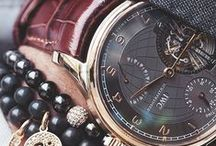 Time Pieces / Watches, clocks, time machines etc