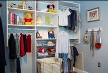 Back to School Organization / As summer comes to a close and life gets busier, save precious time by creating a more organized entryway, mudroom, or closet. Our custom in-home solutions paired with personalized accessories are essential for getting your family started off on the right foot for the new school year! Visit TailoredLiving.com for more information.