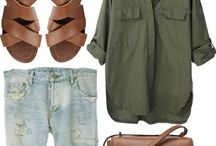 Fashion: Style / Figuring out my style and inspiration for my Stitch Fix  stylist.  / by Kellijean Press
