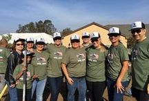 Homes for Our Troops / It was such an honor working with our sister company, Budget Blinds and Homes for Our Troops to help provide Corporal Garcia with a new home in Murietta, California!