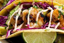Tacos / by Jennifer Piazza