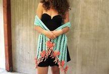 Pretty Women / HEraMade SHOP / My handmade craft items: felted, dyed silk, painted silk, crochet accessories, crocheted clothing, felt accessories, textil bag, textil art, fiber art, home decor http://www.heramade.com/