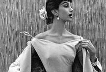 50s, 60s fashion / 50s, 60s fashion