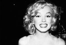 Marilynn Monroe / A tribute to the original bombshell who oozes sex appeal with kicking curves, a love of acting and singing and inspiring women to love their self in their own skin despite whatever trials and triumphs they face.