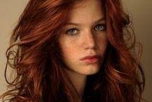 Women - Photo Inspiration / Gorgeous women: body, hair, make up, poses
