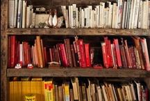 The Library / by Jonnie Davis