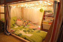 Lilys room / Sugar and spice and everything nice...for a cute little girl's haven