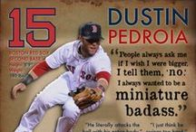 All About Baseball  featuring the Boston RedSox / by Meredith McNulty