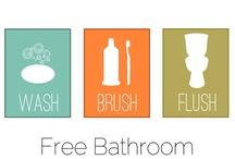 Bathroom / Decor and organization ideas