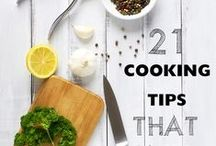 """Tips, Cooking & Food / Tips, DIY, and resources for food storage, meal planning, and all things cooking.  Recipes for substitutes (mixes, spices, fridge & pantry staples) are in """"Recipes, Copycat & Mixes.""""  Some other tips will be found in """"Freezing and Frozen,"""" """"Cake Decorating,"""" """"Nutrition,"""" and the other """"Tips, ..."""" boards. """"Got Ingredients?"""" is for individual types of food. / by Suzi Holler"""