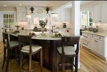 Kitchen Remodeling / ceramic or glass tile, faucets, sinks including: pantry cabinets, granite and quartz  tops