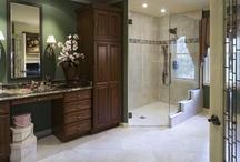 Bathroom Remodeling / Luxurious Master Bathrooms